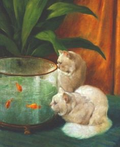 CATS IN THE ENLIGHTENMENT (Part 5 - Poems and Epitaphs for Deceased Cats) - THE GREAT CAT