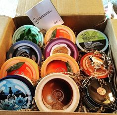 Looks like @eknowles02 got an awesome birthday haul! Loving all of those #BodyButters