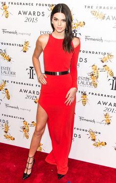 Pin for Later: Heute und damals: So hat sich der Stil der Stars entwickelt Kendall Jenner – heute