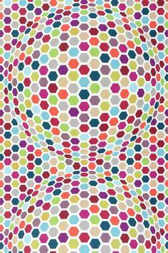 Hypnos | I love the 70s | Padrões de papel de parede | Papel de parede dos anos 70