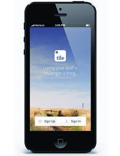TILE - The World's Largest Lost and Found