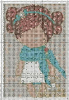 Image result for magic dolls cross stitch pinterest