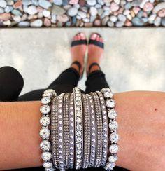 Favorite bracelet: Trendy. Favorite choker: Trendy.