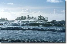 One of my favorite places in the whole world... Long Beach, Vancouver Island…