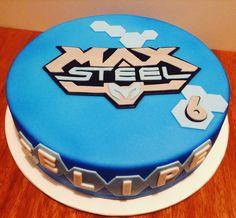 Max Steel Cakes