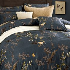 Cheap Bedding Sets, Buy Directly from China Suppliers:Mr. Sleep Satin Jacquard weave duvet cover set cotton sets nature comfortable bed linen flat bedsheet ropa de cama home