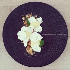 tarte citron destructurée #lemon #lemoncurd #food #foodblog #meringue #plating #theartofplating