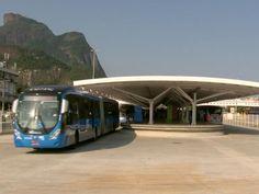 BRT Transolímpica e trecho do BRT Transoeste são abertos à população (Foto…