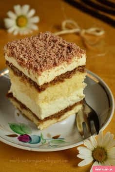 Date and nut cake - HQ Recipes Banana Bread Recipes, Cake Recipes, My Favorite Food, Favorite Recipes, Different Cakes, Polish Recipes, Piece Of Cakes, International Recipes, Quick Easy Meals
