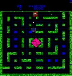 Tron   Vintage Coin-Op Arcade Video Game
