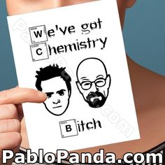 Funny Valentine Card Breaking Bad Card Jesse by PabloPanda , Bad Valentines, Funny Valentine, Valentine Day Cards, Jesse Pinkman, Walter White, Funny Greeting Cards, Funny Cards, Breaking Bad Funny, Happy Birthday For Her
