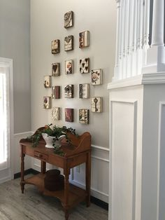 Farmhouse and Vintage Interior Design Tampa Andrea Lauren Elegant Interiors offers high end interior design and luxury home decorating services Vintage Interior Design, Interior Design Photos, Vintage Home Decor, Vintage Farmhouse, Foyer, Luxury Homes, Photo Galleries, Gallery Wall, Elegant