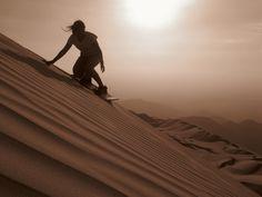Sand Boarding peru by ~JuryNAm on deviantART