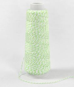 Apple Green Bakers Twine - 100 Yards - $5.7 | onlinefabricstore.net