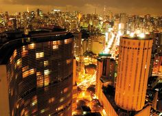I ♥ São Paulo.... i get to visit it next year with her my first and only love! WEEE how exciting :) <3