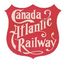 Retro Canada Atlantic Railway