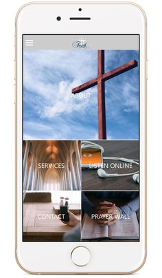 Church App - Beautiful Custom Mobile Apps for Churches Mobile Design, App Design, Print Design, Church App, Prayer Wall, West End, Small Groups, Mobile App, Apps