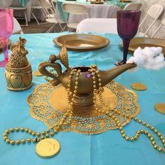 KO Party Rentals 's Birthday / Princess Jasmine - Photo Gallery at Catch My Party Arabian Theme, Arabian Party, Arabian Nights Party, Jasmin Party, Princess Jasmine Party, Aladdin Party, Disney Princess Birthday Party, Birthday Party Centerpieces, Birthday Party Themes