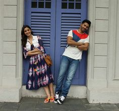We are loving Alia Bhatt and Varun Dhawan's desi avatars from Badrinath Ki Dulhania – view pics