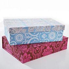 Cajas enteladas | AllPeopleQuilt.com