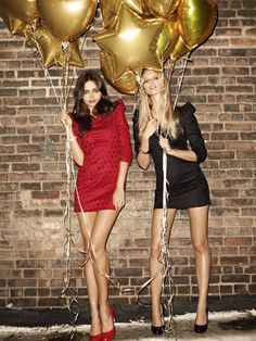 Darla Baker & Marloes Horst by Terry Richardson for Sisley Spring 2011 Campaign #fashion