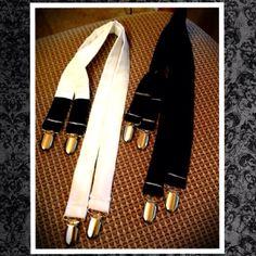 Custom made little boys suspenders sold on Bella Bowlicious (FB)
