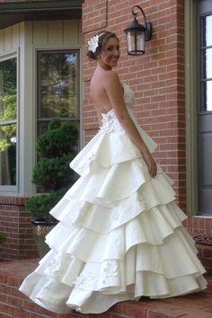 Resultado de imagen para vestido de Katrina Chalifoux