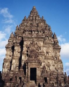 Within a short drive of the Borobudur Buddhist shrine on Java lies the temple complex of Prambanan, among the best examples of Hindu art in Asia.