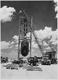 Caleb Minnis- This picture is of the famed Manhattan Project. The Manhattan was perhaps the biggest secret in U.S history. This is what I am comparing to the mysterious egg added to the ship with the mysterious Dr.Barlow. Both items were great military secrets, and could make the difference in the war. Although the Manhattan Project took place in WWII, both are secrets that no one should ever know.