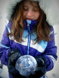 Ice Fun: The Truth about Ice Balloons
