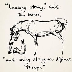 Boy Quotes, Life Quotes, Funny Quotes, Inspirational Horse Quotes, Charlie Mackesy, Horse Drawings, Good Thoughts, Quotable Quotes, Wise Words