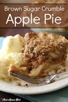 It is a debate at my house which is better, the classic apple pie or the apple pie that more resembles an apple crisp, apple pie hybrid we fondly call Crumb Topping Apple Pie. If you ask me Apple Pie … Continued