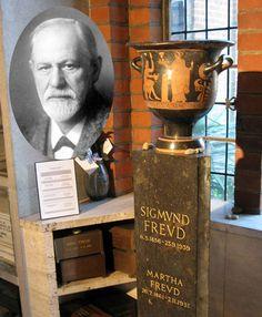Freud and Martha Freud