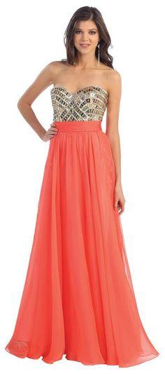 Stunning Elegant J'adore Dresses
