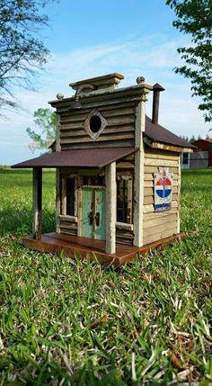 Little country general store #3. https://m.facebook.com/recforthebirds/