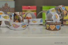 Free Printable: Paper Chain