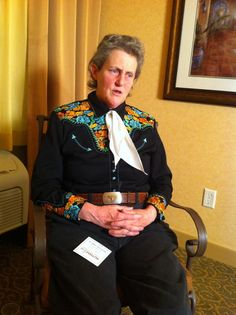 Interview with Temple Grandin on Autism Live. We love Temple!