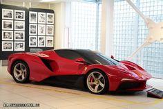 Road Trip à Maranello, exposition supercars au Museo Ferrari