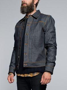 nudie jeans jacket uk - Google Search