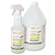 EcoSafe Ultra Zr1 odor neutralizer - #odorcontrol #cleaner #pestcontrol #bwicompanies