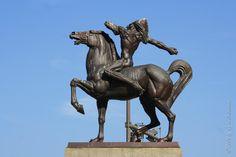 The Spearman, Grant Park, Chicago - Ivan Meštrović