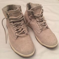 DIESEL MENS BASKET TATRA SUEDE LEATHER CHUKKA BOOT SHOES SIZE 9 BOOT Pelican NEW #DIESEL #AnkleBoots