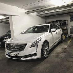 The 2017 Cadillac CT6 3.0t in my Garage. What a monster! Love it!  #cadillac #marioromanpictures