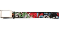 Justice League Heroic Poses Mesh Belt #blackfriday #blackfridaysale #blackfridaydeals #blackfriday2015