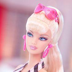 Barbie 50th anniversary - Bathing Suit Barbie Doll 2009