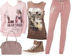 Spring Sporty - Sportieve Outfits - stylefruits.nl