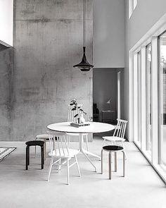 via @bloggers_boyfriend on Instagram Decor, Room, House, Interior, Home, Interior Architecture, Scandinavian Home, Dining Table, Modern Kitchen Design