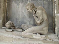 Staglieno Cemetery:  Genoa, Italy