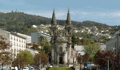 Santos Passos Church, Guimarães, Portugal - 1576 - 1785 (Igreja de N. Sra. da Consolação e Santos Passos),