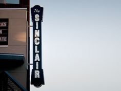 The Sinclair | Oat Creative